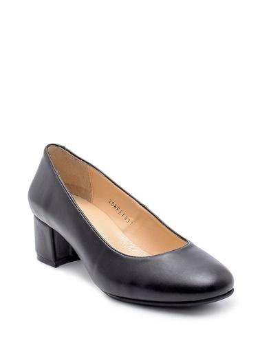 Derimod Kadın Ayakkabı (752-02) Gova/Stiletto Siyah